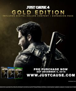 Just Cause4 Gold_Edition