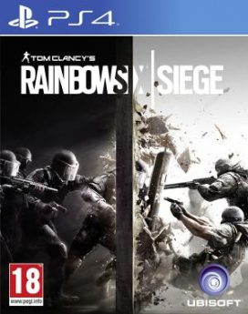PS4 Rainbow Six Siege infomark.hr