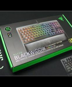 Razer BlackWidow Tournament Chroma V2 Yellow Switch