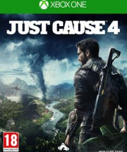 XBOX1 Just Cause 4