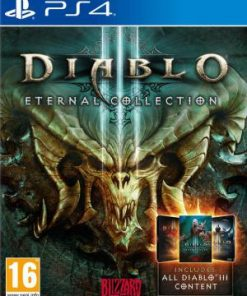 PS4 Diablo III Eternal Collection