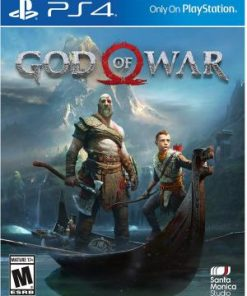 PS4 GOD OF WAR 4