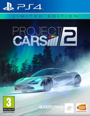PS4 Project Cars 2 Limited Edition
