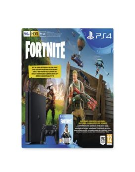 PS4 Sony 500gB Slim Fortnite