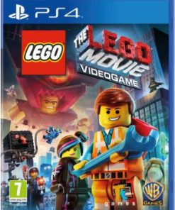 PS4 The LEGO Movie Videogame