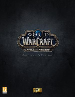 World of Warcraft: Battle of Azeroth Collector's Edition