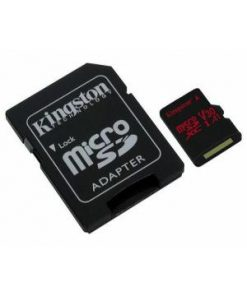 MicroSDXC 128 GB Kingston Canvas React