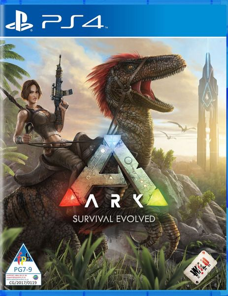 PS4 Ark Survival