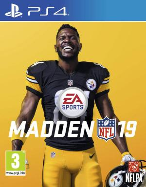 PS4 Madden NFL 19
