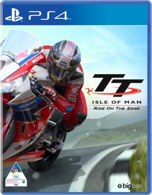 PS4 TT Isle of Man
