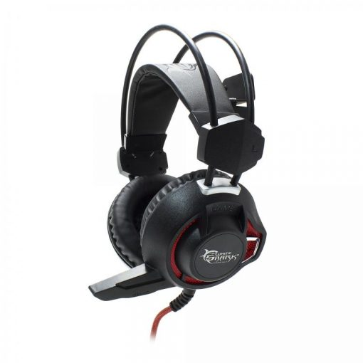 White Shark Headset GH-1842 Leopard Crne