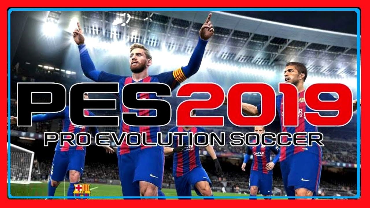 pes 2019 banner