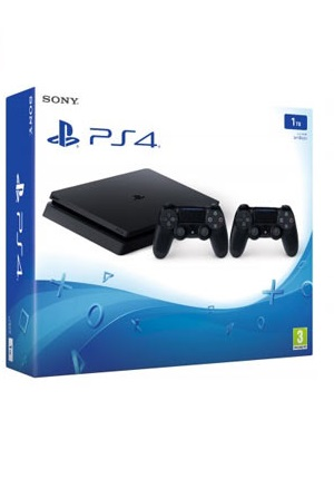 ps4 1tb + joypad