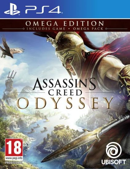 Assassin's Creed Odyssey Omega Deluxe Edition PS4