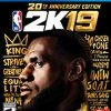 PS4 NBA 2K19 20th Anniversary Edition
