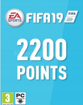 PC FIFA 19 2200 Points