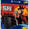 PS4 Sony PlayStation 4 1TB PRO + Red Dead Redemption 2