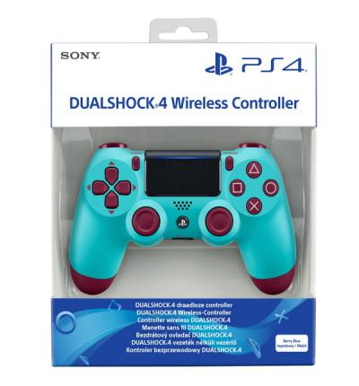 PS4 Sony Dualshock 4 V2 Berry Blue
