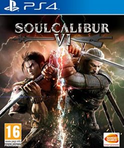 PS4 Soulcalibur VI
