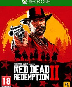 XBOX1 Red Dead Redemption 2