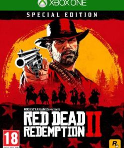XBOX1 Red Dead Redemption 2 Special Edition