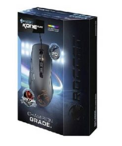MIŠ ROCCAT® Kone Pure optical Owl-Eye Core Performance RGB 2017 - 12.000 DPI, USB