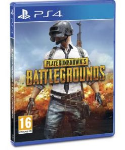 PS4 Player Unknown's Battlegrounds