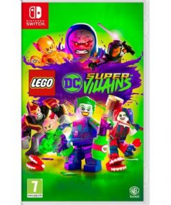 Nintendo Switch LEGO DC Super Villans