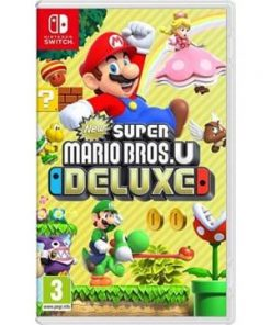 Nintendo Switch New Super Mario Bros. U Deluxe