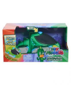 PJ Masks-Light Up Racers Gekko