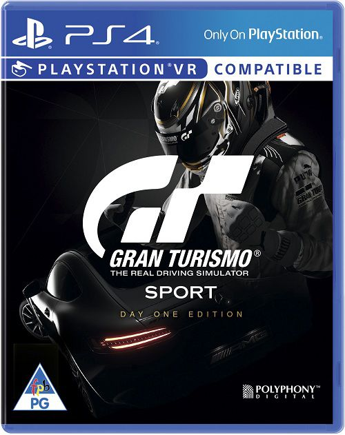 ps4 gran turismo sport standard plus edt