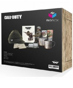 Big Box Call of Duty WWII