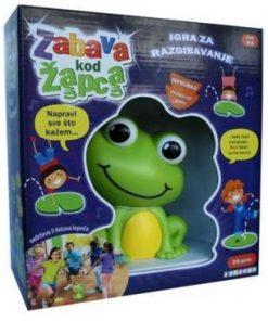 Društvena igra Zabava kod žapca ZANZOON