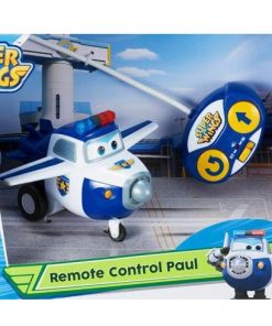 Igračka Na Daljinsko Upravljanje Super Wings Paul