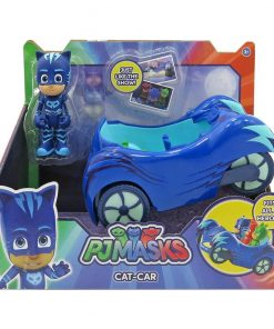 Igračka PJ Maske - Vozilo Catboy Cat Car