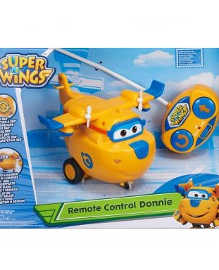 Igračka Remote Control Donnie Super Wings
