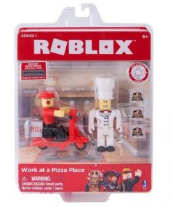 Igračka Roblox - 2 Figure Pack (Work At A Pizza Place)