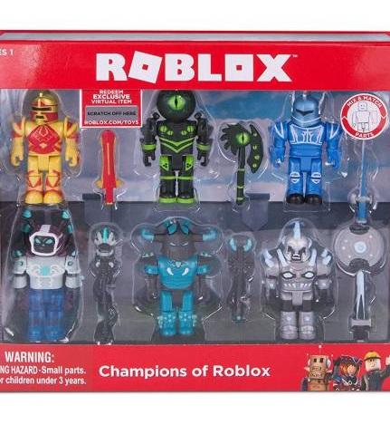 Igračka Roblox - 6 Figure Multipack