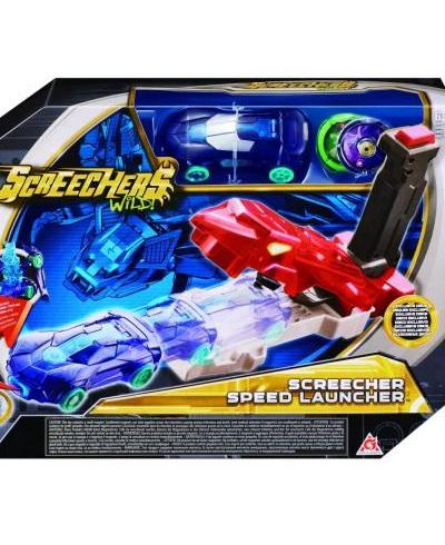 Igračka Screechers Wild Speed Launcher