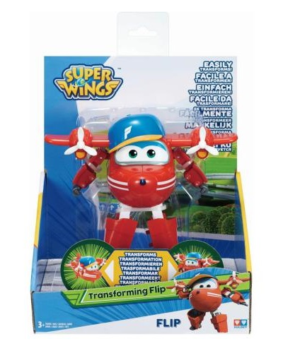 Igračka Super Wings S2 Transforming Flip