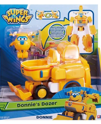 Igračka Super Wings S2 Transforming Vehicle Donnie2