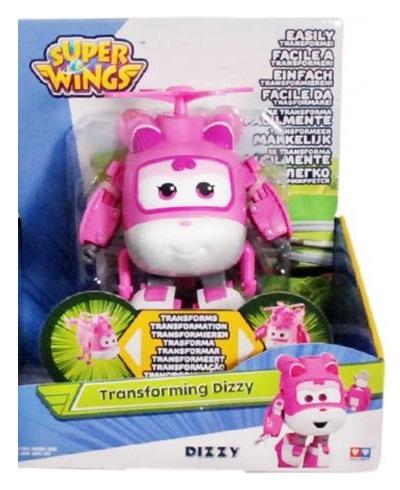Igračka Super Wings Transforming Dizzy