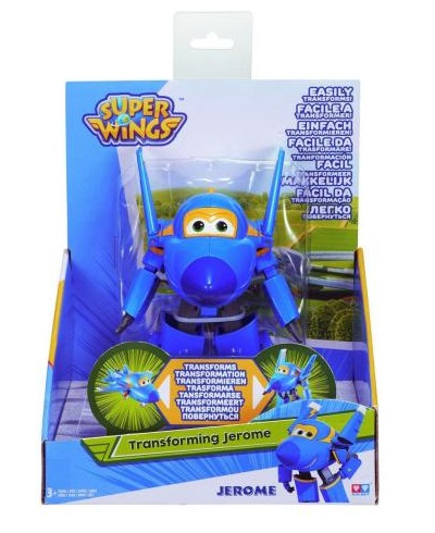 Igračka Super Wings Transforming Jerome