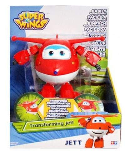 Igračka Super Wings Transforming Jett