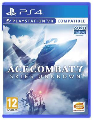 PS4 Ace Combat 7
