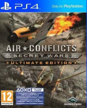 PS4 Air Conflicts – Secret Wars Ultimate Edition