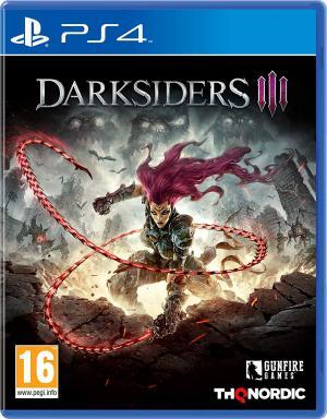 PS4 Darksiders 3