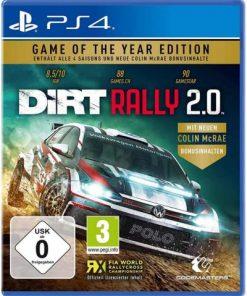 PS4 Dirt Rally 2.0 GOTY Edt