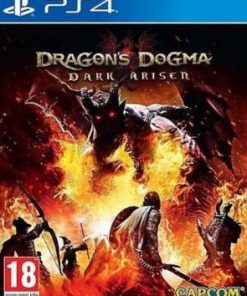 PS4 Dragon's Dogma Dark Arisen HD