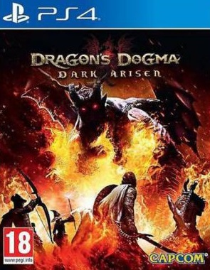 PS4 Dragon's Dogma Dark Arisen HD